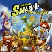 Smash Up (Anglais) - Munchkin