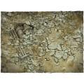 Terrain Mat PVC - Urban Wasteland - 90x90 1