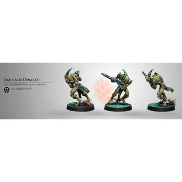 Infinity - Shasvastii Gwailos (Multi Rifle)