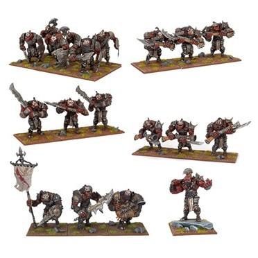 Kings of War - Ogre Starter Force