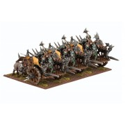 Kings of War - Orc Fight Wagon Regiment