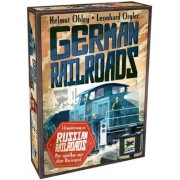 Russian Railroads: German Railroads (Allemand)
