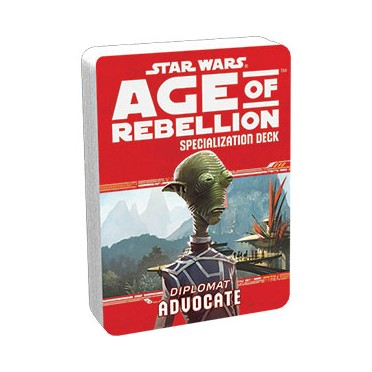 Star Wars : Age of Rebellion - Advocate Specialization Deck