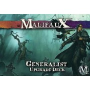 Malifaux 2nd Edition - Generalist Upgrade Deck