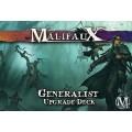 Malifaux 2nd Edition - Generalist Upgrade Deck 0