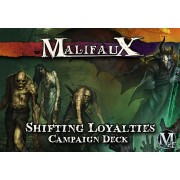 Malifaux 2nd Edition - Shifting Loyalties Campaign Deck