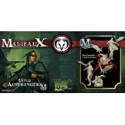 Malifaux 2nd Edition - Guild Austringers