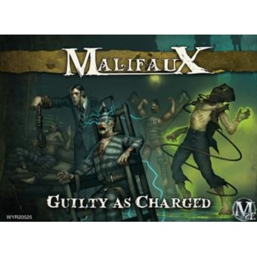Malifaux 2nd Edition - Guilty As Charged