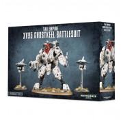 W40K : Tau Empire - XV95 Ghostkeel Battlesuit