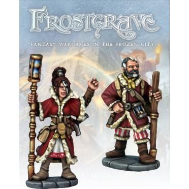 Frostgrave - Chornomancien et Apprenti