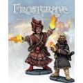 Frostgrave - Elémentaliste et Apprenti 0