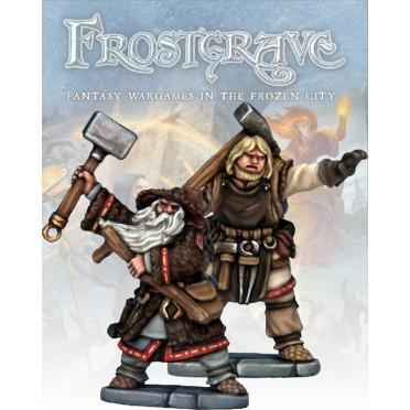 Frostgrave - Enchanteur et Apprenti