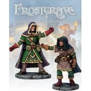 Frostgrave - Illusioniste et Apprenti pas cher