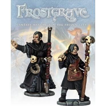 Frostgrave - Nécromant et Apprenti