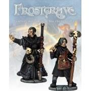 Frostgrave - Nécromant et Apprenti pas cher