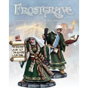 Frostgrave - Cryptomancien et Apprenti