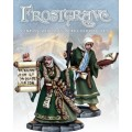 Frostgrave - Cryptomancien et Apprenti 0