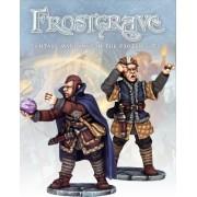 Frostgrave - Devin et Apprenti