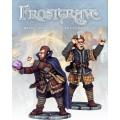 Frostgrave - Devin et Apprenti 0