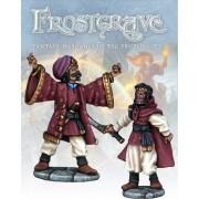 Frostgrave - Invocateur et Apprenti