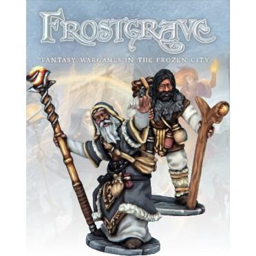 Frostgrave - Thaumaturge et Apprenti