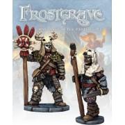 Frostgrave - Sorcier et Apprenti