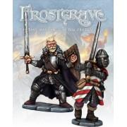 Frostgrave - Chevalier et Templier
