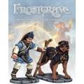Frostgrave - Chasseur et Chien de guerre 0