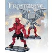 Frostgrave - Diablotin et Démon mineur pas cher