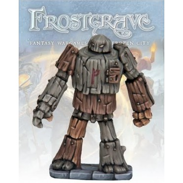 Frostgrave - Grand golem