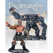 Frostgrave - Golems de Chair et de Pierre pas cher