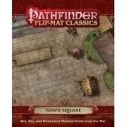 Pathfinder - Flip Mat : Town Square
