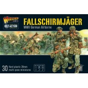 Bolt Action Fallschirmjager (plastic box)