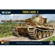 Bolt Action - German Tiger I Ausf. E heavy tank (plastic boxe)