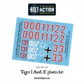 Bolt Action - German Tiger I Ausf. E heavy tank (plastic boxe) 5