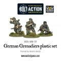 Bolt Action - German Grenadiers (plastic boxe) 2
