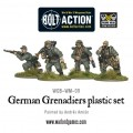Bolt Action - German Grenadiers (plastic boxe) 3