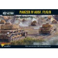 Bolt Action - German Panzer IV Ausf. F1/G/H medium tank (plastic boxe) 0