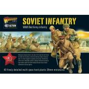Bolt Action - Soviet Infantry (plastic boxe)