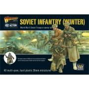 Bolt Action - Soviet Winter Infantry (plastic boxe)