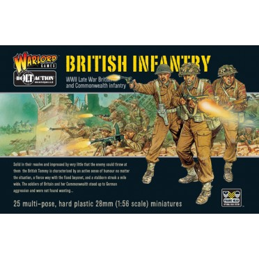 Bolt Action - British - British Infantry