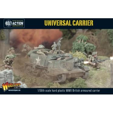 Bolt Action - British - Universal Carrier