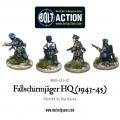Bolt Action - German - Fallschirmjager HQ (1943-45) 1