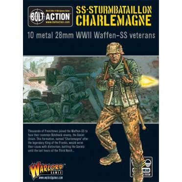 Bolt Action - German SS-Sturmbataillon Charlemagne