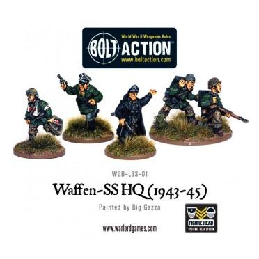 Bolt Action - German Waffen-SS HQ (1943-45)
