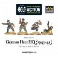 Bolt Action - German - German Army HQ (1943-45) 0