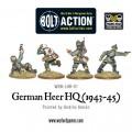 Bolt Action - German - German Army HQ (1943-45) 1