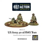 Bolt Action - US Army 50 Cal HMG team
