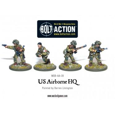 Bolt Action - US Airborne HQ