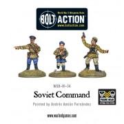 Bolt Action - Soviet command